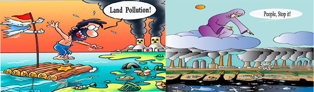 Pictures of land pollution for kids for Soil information for kids